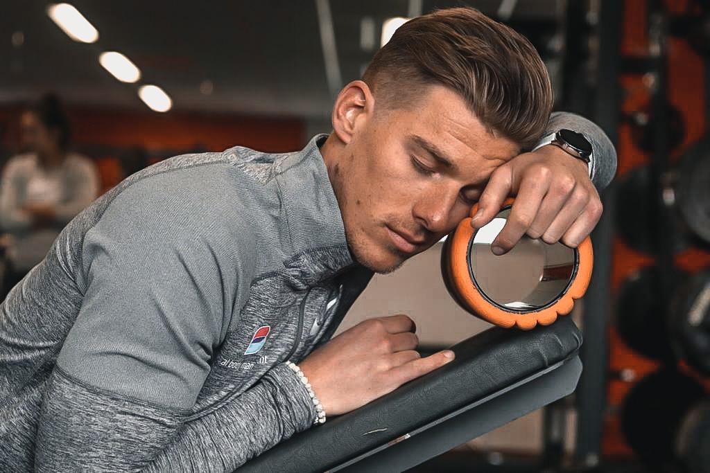 blog fitness slapen sporten afvallen